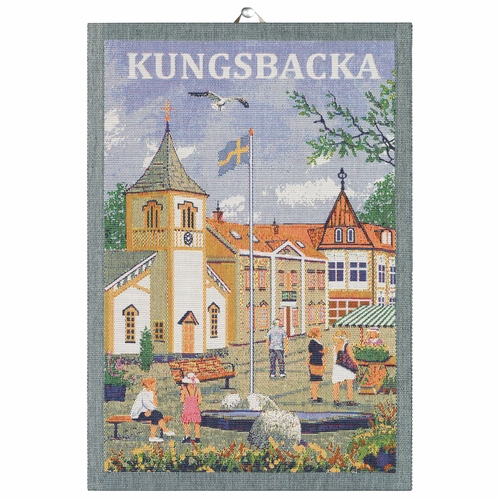 Ekelund Weavers Kungsbacka Tea Towel, 14 x 20 inches