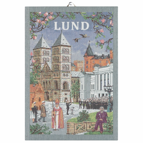 Ekelund Weavers Lund Tea Towel, 14 x 20 inches