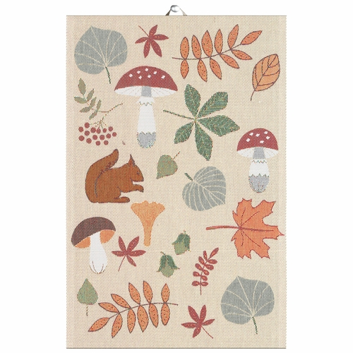 Ekelund Weavers Svamplov Tea Towel, 16 x 24 inches