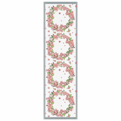 Ekelund Weavers Varkrans Table Runner, 14 X 47 Inches