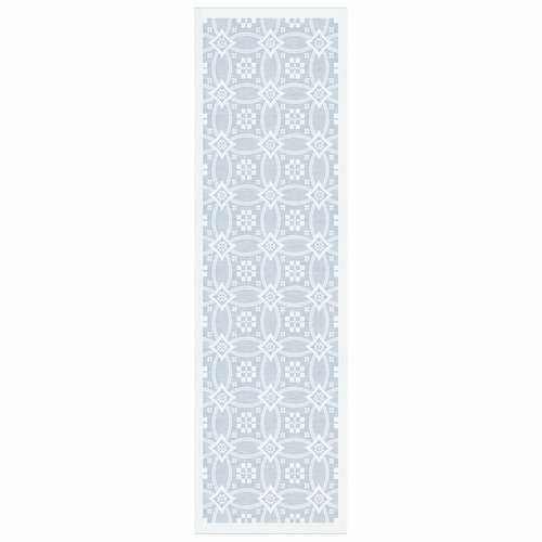 Ekelund Weavers Ester Table Runner, 14 x 47 inches