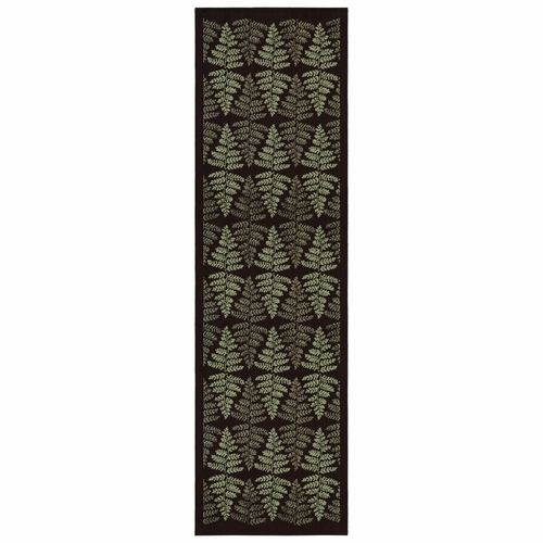 Fern 940 Table Runner, 14 x 47 inches