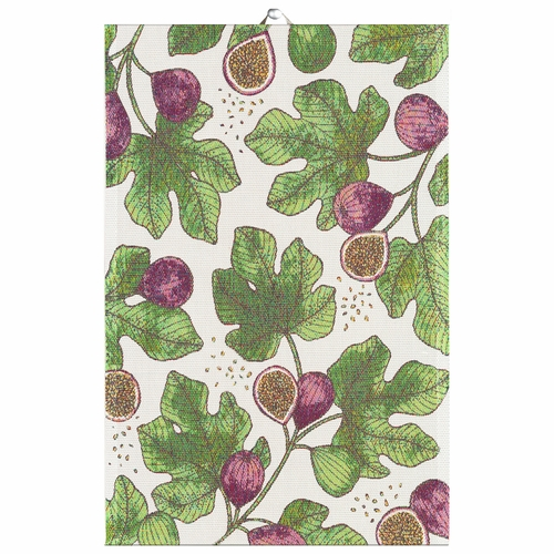 Ekelund Weavers Fikon Tea Towel, 16 x 24 inches