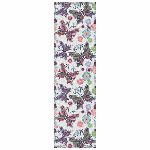 Fjaringe Table Runner, 14 x 47 inches