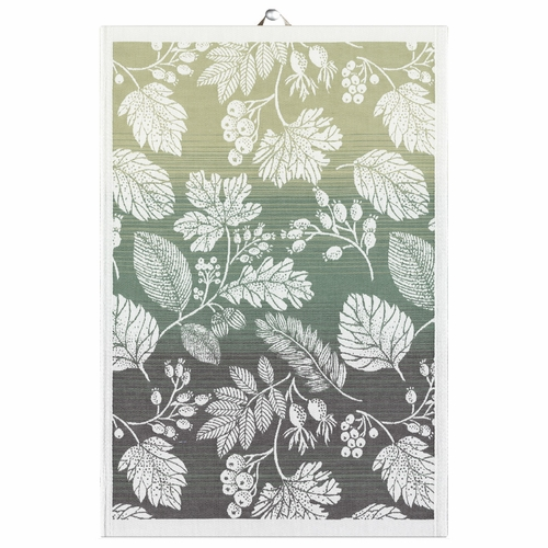 Flytande Gron Tea Towel, 19 x 28 inches