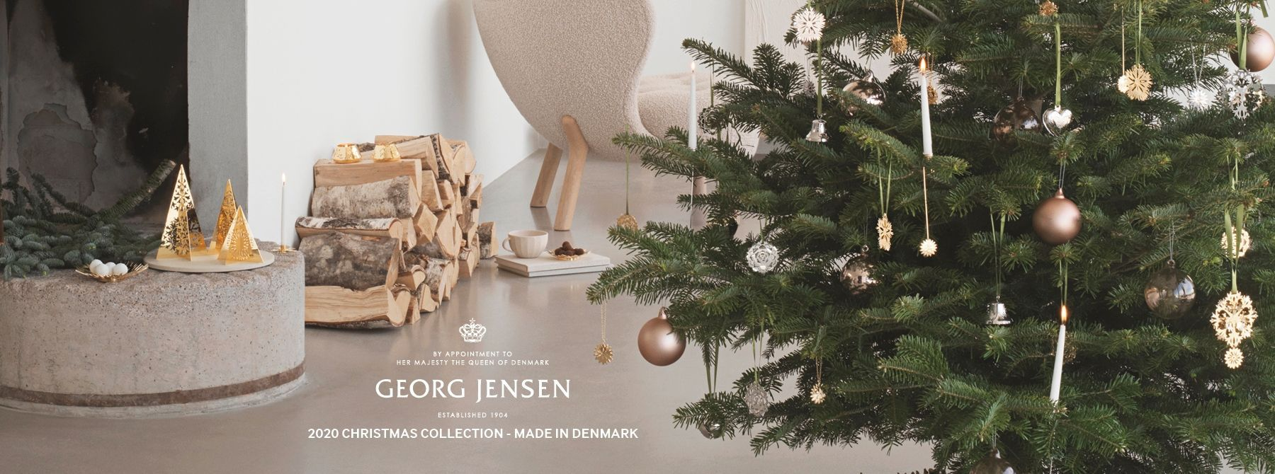 2020 Georg Jensen Annual Christmas Collection