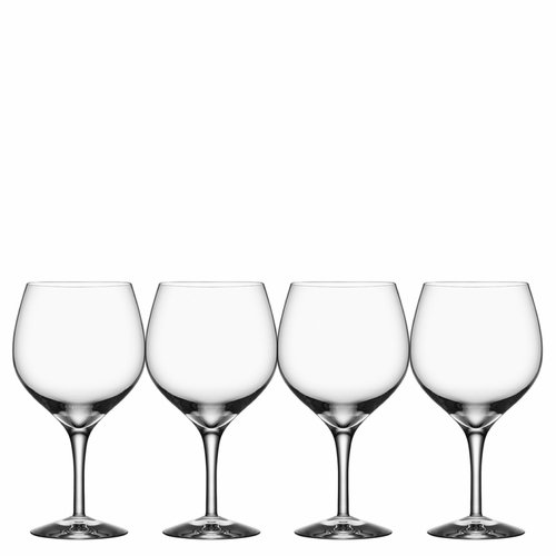 Orrefors Gin & Tonic, Set of 4