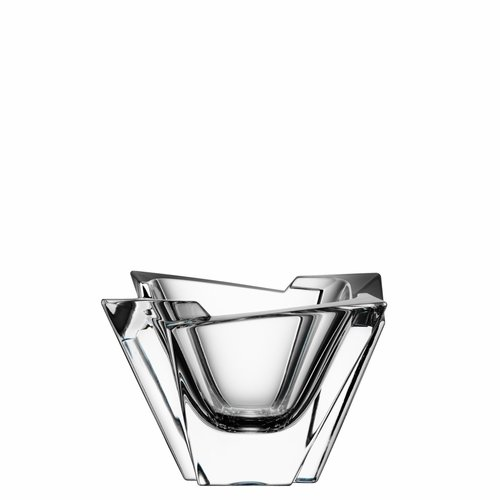 Orrefors Glacial Bowl, Medium