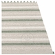 Pappelina Grace Plastic Rug - Warm Grey, 4 1/2' x 6 1/2'