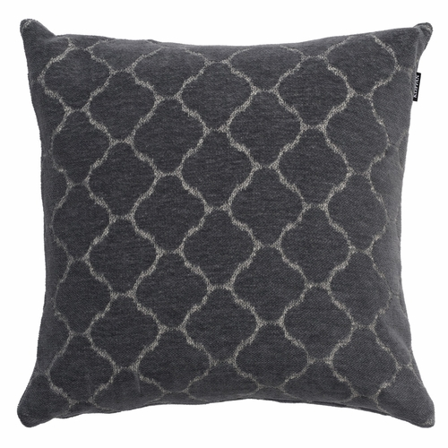 Klippan Hjordis Cotton Chenille Cushion Cover, Warm Grey