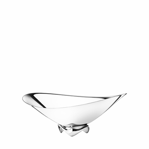 Georg Jensen HK Wave Bowl - 12.4""