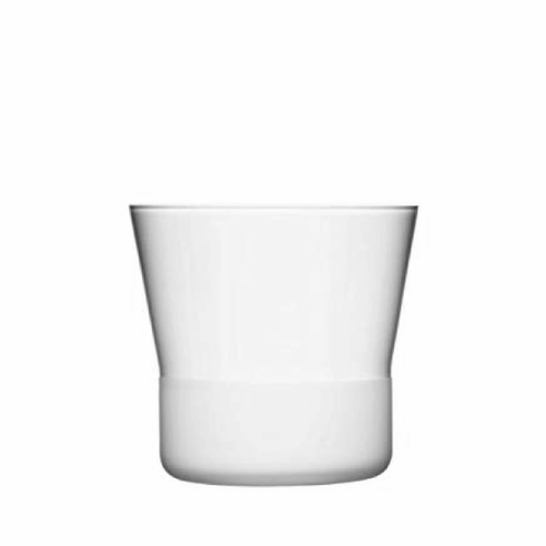Holmegaard Glass Flower Pot, Large