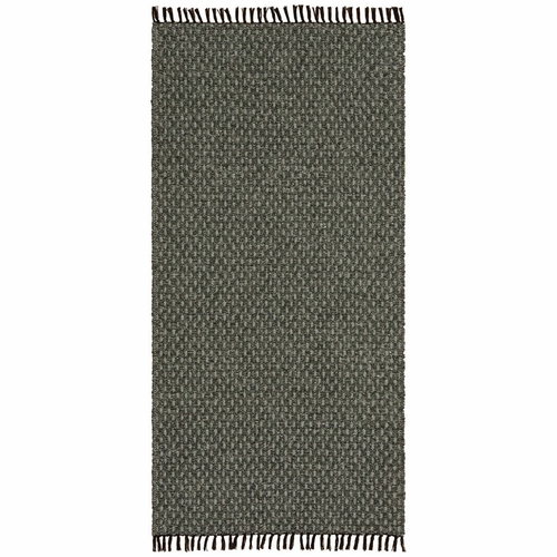 Horredsmattan Washable Swedish Mixed Rug - Julie Green - 10 Sizes