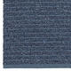 Horredsmattan Washable Swedish Mixed Rug - Marion Blue - 9 Sizes