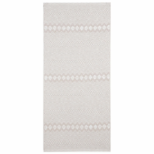 HRD Swedish Plastic Rug Elin, Pink - 13 Sizes