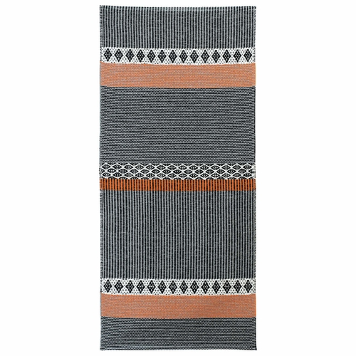 Horredsmattan Washable Swedish Plastic Rug - Savanne Grey - 18 Sizes