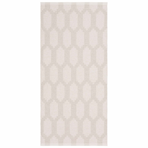 Horredsmattan Washable Swedish Plastic Rug - Wasp Beige - 7 Sizes