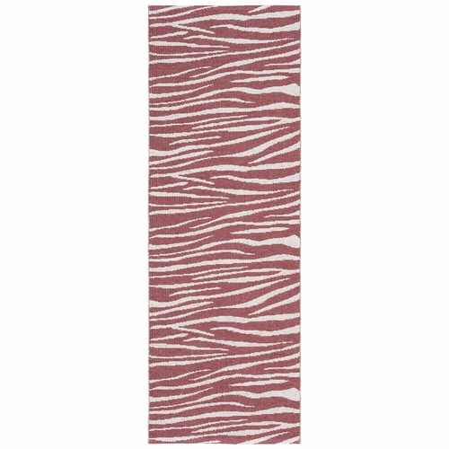 Horredsmattan Washable Swedish Plastic Rug - Zebra Heather - 5 Sizes