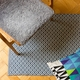 Horredsmattan Swedish Wool Rug - Bjorko Grey - 7 Sizes