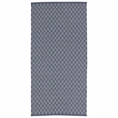 Horredsmattan Swedish Wool Rug - Tjorn Blue - 7 Sizes