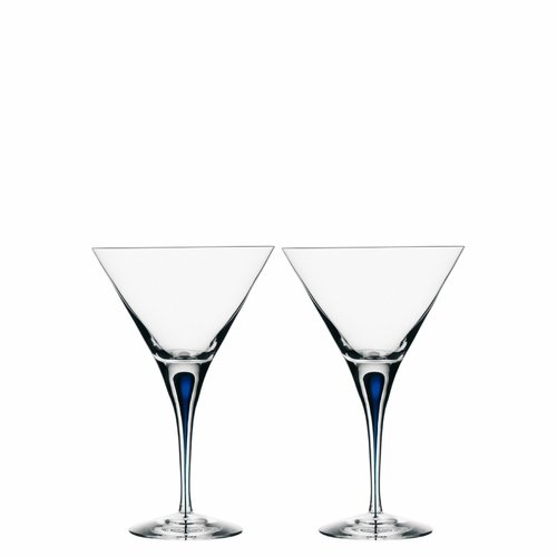 Intermezzo Blue Martini, Set of 2