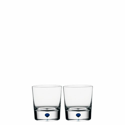 Intermezzo Blue Old Fasioned/Whiskey, Set of 2