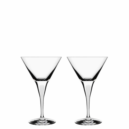 Intermezzo Satin Martini, Set of 2