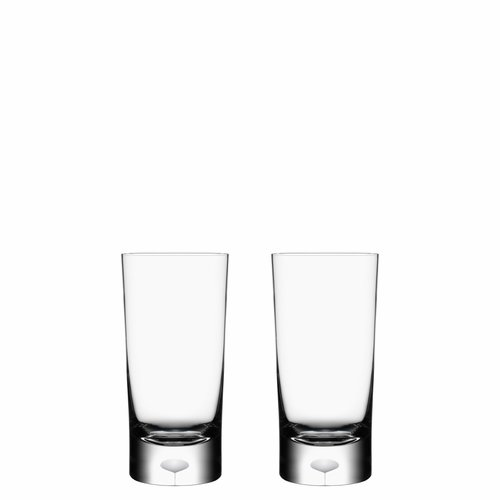 Intermezzo Satin Water Tumbler, Set of 2