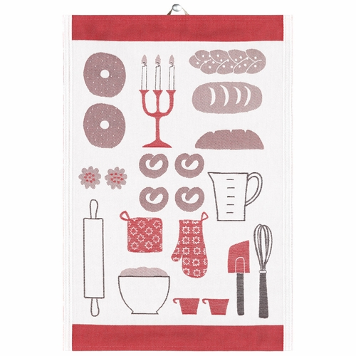 Julbak Tea Towel, 19 x 28 inches