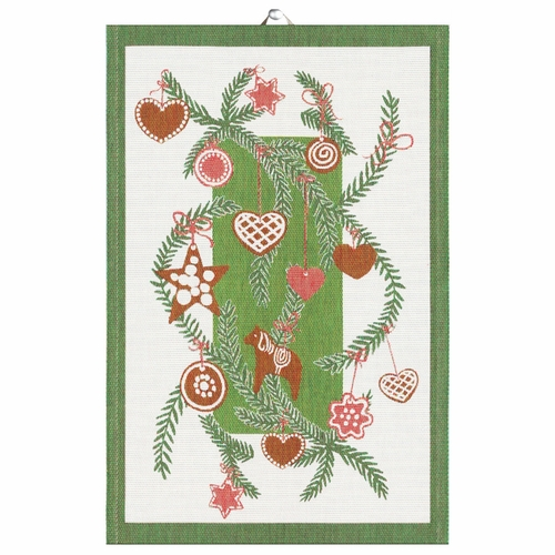 Ekelund Weavers Julis Tea Towel, 16 x 24 inches