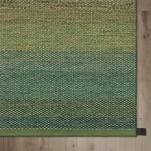 Kasthall Harvest Woven Wool Rug, Green