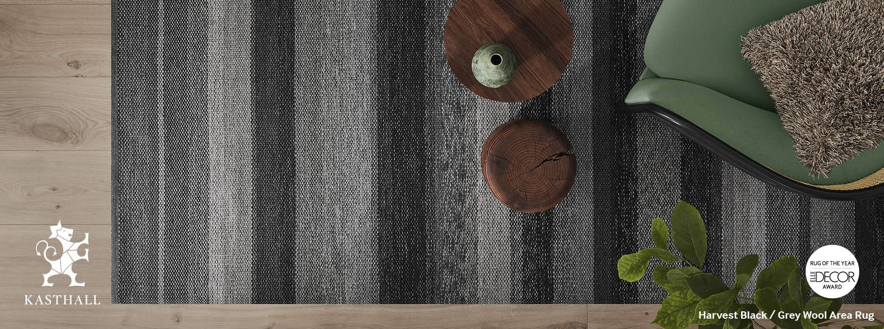Kasthall Woven Wool Rugs & Carpets / Sweden