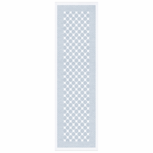 Ekelund Weavers Klampamorse 011 Table Runner, 14 x 47 inches