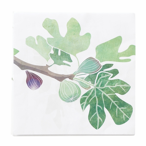 Klippan Figs Paper Napkins, 3 Packs of 20