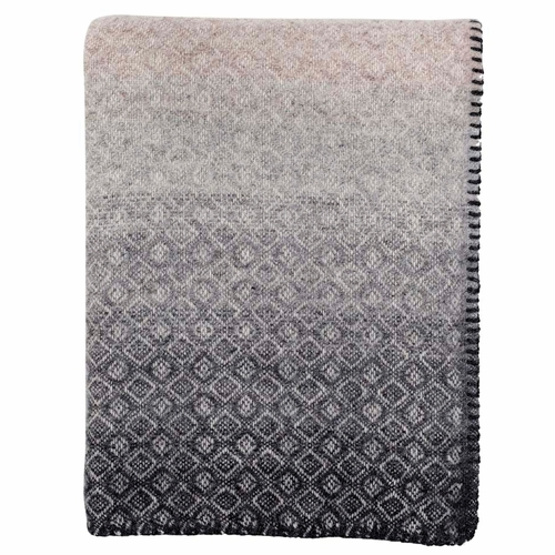Klippan Havanna Kid ECO Lambs Wool Children's Blanket, Natural