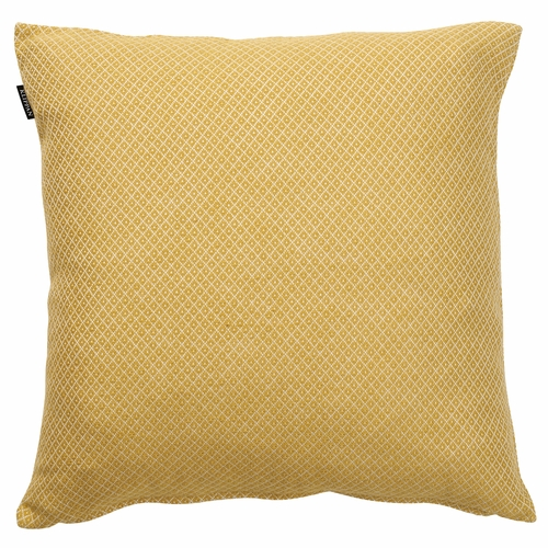 Klippan Peak Cotton & Linen Mix Cushion Cover, Yellow