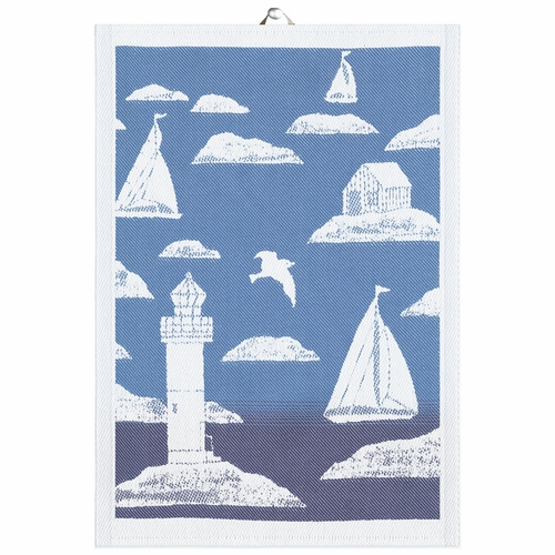 Ekelund Weavers Kobbar Tea Towel, 14 x 20 inches