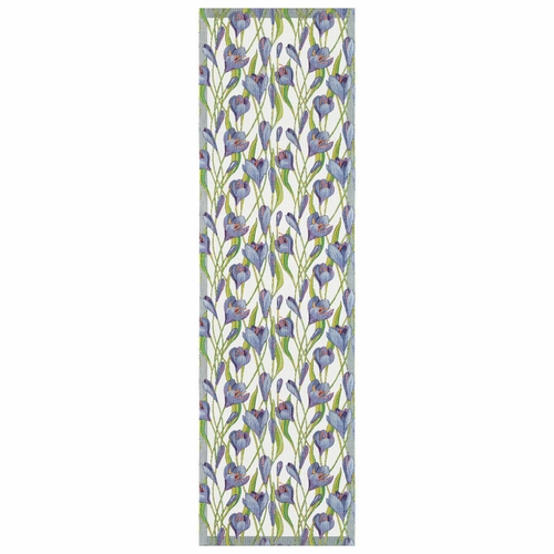 Krokus Table Runner, 14 x 47 inches