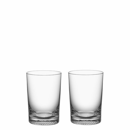 Kosta Boda Limelight Tumbler, Set of 2