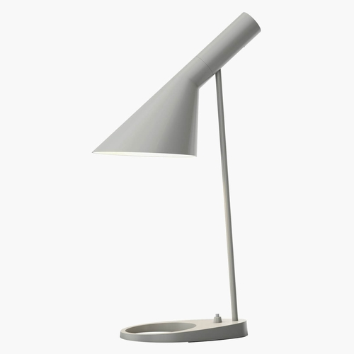 Louis Poulsen AJ Table Lamp, Original Grey
