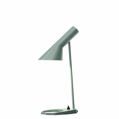 Louis Poulsen AJ Table Mini Lamp, Pale Petroleum