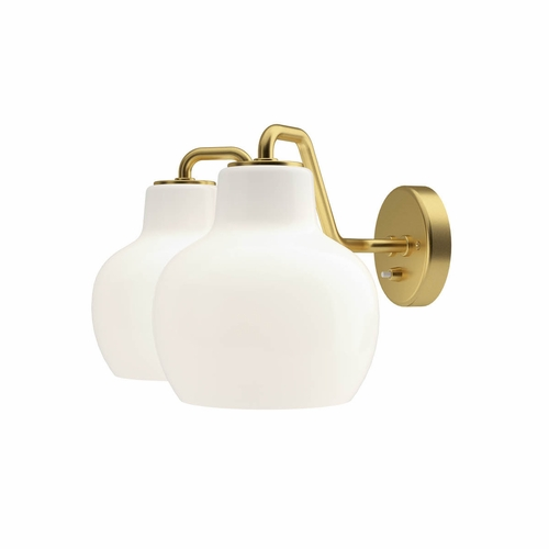 Louis Poulsen VL Ring Crown Wall Lamp - Double
