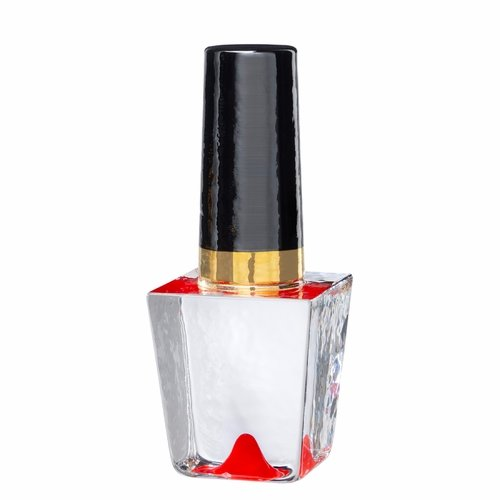 Make Up Nail Polish - Red