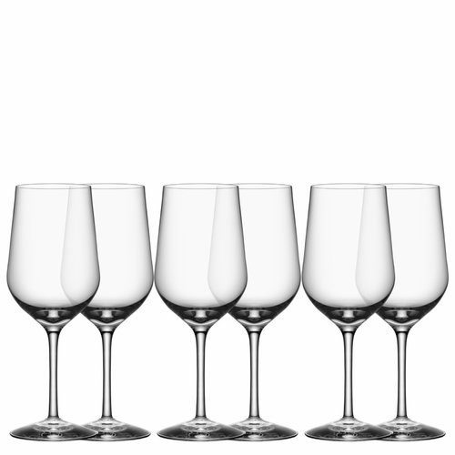 Orrefors Morberg Collection Red Wine, Set of 6