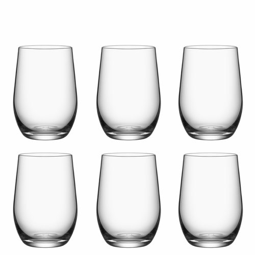 Morberg Collection Tumbler, Set of 6