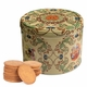Nyakers Swedish Ginger Snap Cookies in Fancy Tin