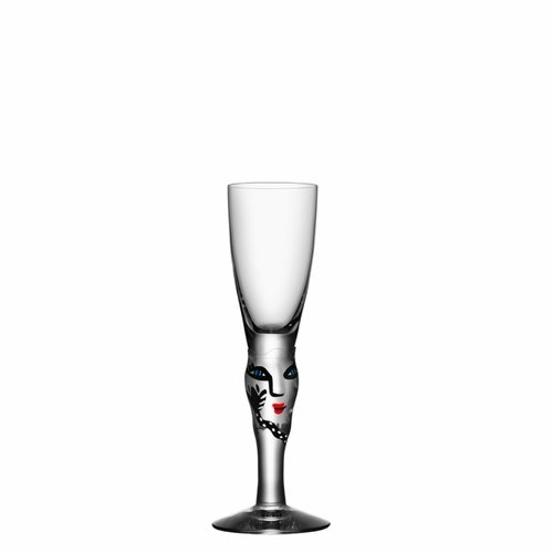 Kosta Boda Open Minds Shot Glass - Clear