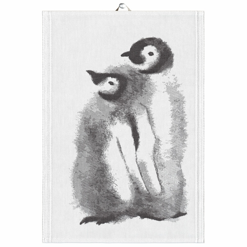 Penguins Tea Towel, 19 x 28 inches