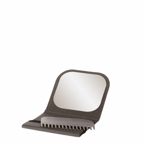 Pocket Comb and Mirror