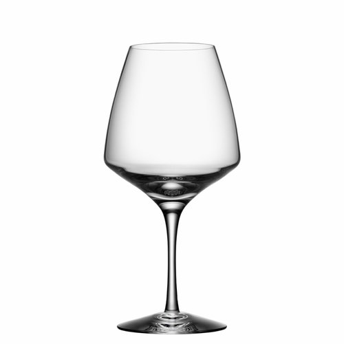 Orrefors Pulse Wine, Set of 4